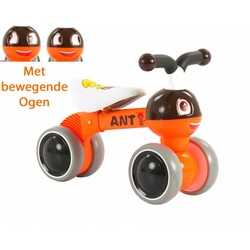 2Cycle Loopfiets Mini-Bike Ant Oranje