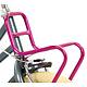 2Cycle Meisjesfiets 14 inch Grijs-Roze (1413)