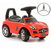 Mercedes Loopauto Mercedes-Benz SLS-AMG Rood
