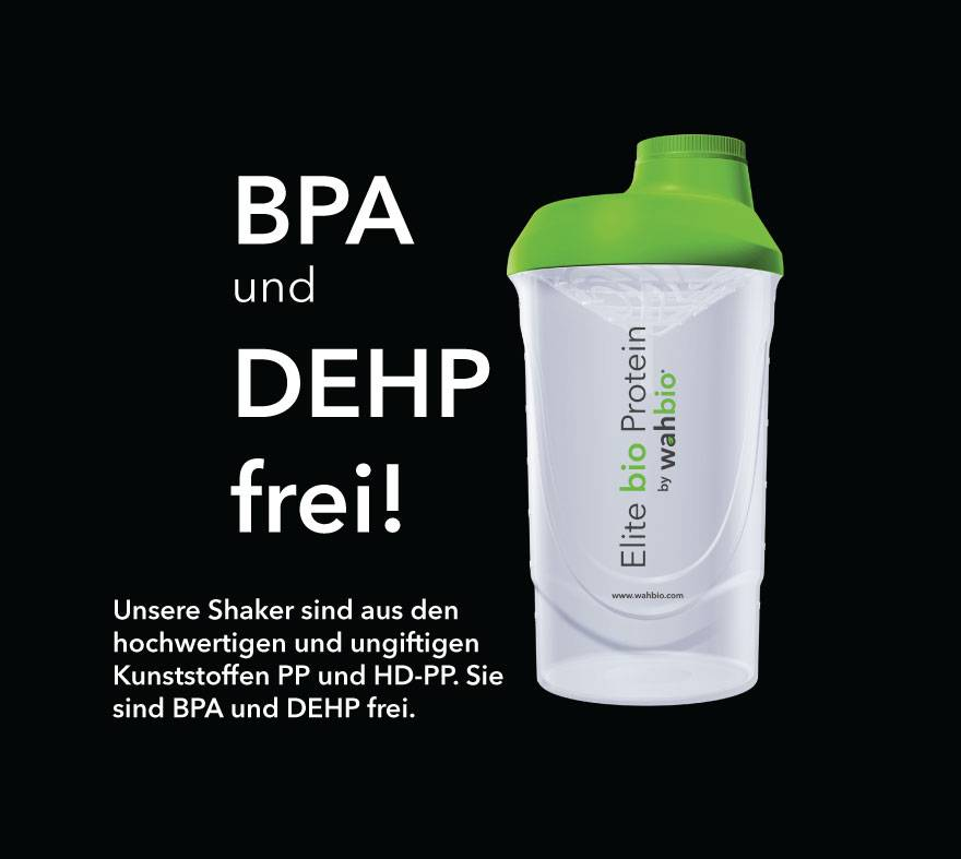 Protein Shaker 800ml | BPA and DEHP free