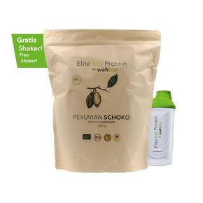 Elite Organic Protein | Peruvian Chocolate | 2000 Gr
