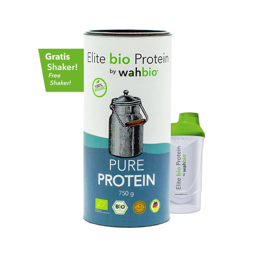 Elite bio Protein by wahbio | Pure Protein | 750 Gr