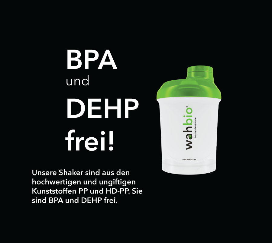 Protein Travel Shaker 300ml | BPA and DEHP free