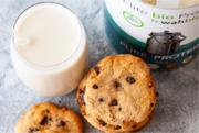 High-Protein Organic Chocolate Chip Cookies