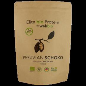 Elite Organic Protein | Peruvian Chocolate | 450 Gr