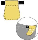 Carriwell Carriwell Flexibelt -Broekverbreder - Biokatoen