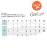 Carriwell Carriwell Meegroei- & Voedingsbh Padded + Carri-Gelbeugel Wit