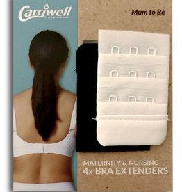 Carriwell BH-verlenger (4 stuks)