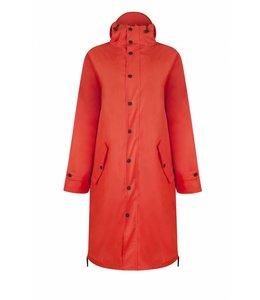 Maium Raincoat Bright Orange