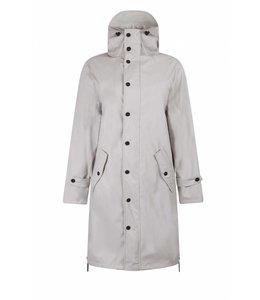 Maium Raincoat Light Grey