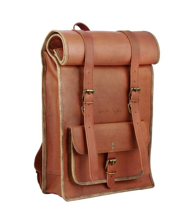 Johnny Fly Co. Rolltop Backpack