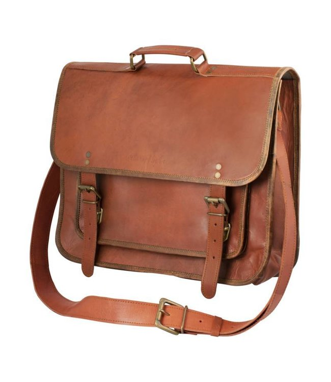 Johnny Fly Co. Business Laptop Messenger