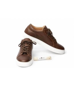 Fair Frank Milo Sneaker Russet Brown