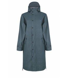 Maium Raincoat Blue Grey