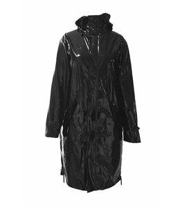 Maium Raincoat Black Lac