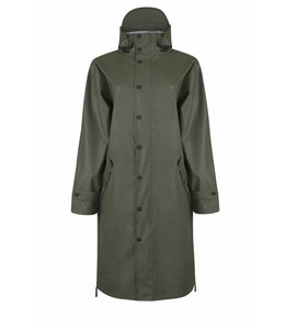 Maium Raincoat Army Green