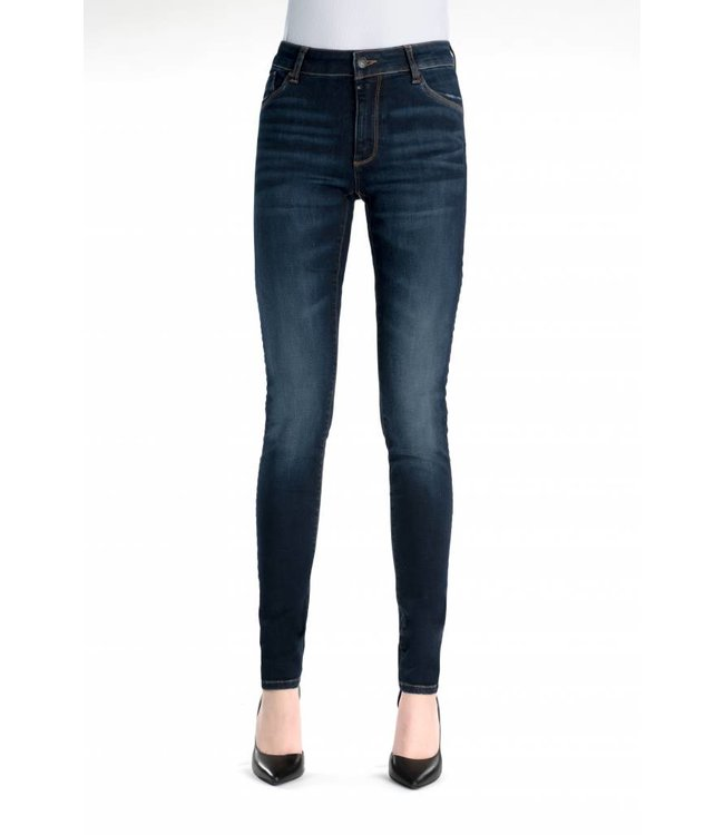 COJ Emily Dark Blue Skinny Jeans
