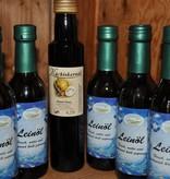Kraichgauer Ölmühle Sparset 5 für 4 aus 5 Flaschen Leinöl + 1 Flasche Kürbiskernöl je 250ml. Sie sparen 6,40 Euro!