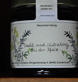 Wald- und  Blütenhonig aus der Pfalz 500g