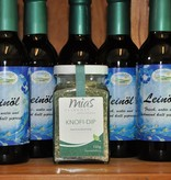 Kraichgauer Ölmühle Sparset 5 für 4 bestehend aus 5 Flaschen Leinöl + 1 Mias Kräuter-Dip Ihrer Wahl