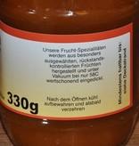 Kraichgauer Ölmühle Spar-Set 5 Flaschen Leinöl + 1 Glas Sanddorn Wildfrucht - Aufstrich. Sie sparen 6,40 Euro!
