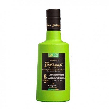 """Finca Duernas Bio natives Olivenöl extra """"Finca Duernas""""  der 1. Güteklasse 500 ml"""