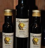 Steirisches Kürbiskernöl, nussig und wenig gesalzen