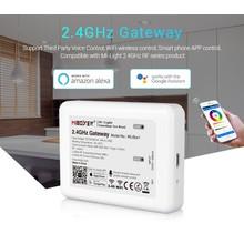 MiBoxer 2.4Hz Gateway Wifi Box, Werkt met Google Assistant of Amazon Alexa