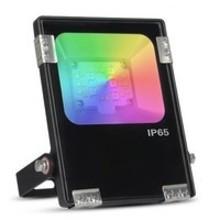 Mi-Light Floodlight 10w RGB + CCT, Wifi/RF, 750Lumen, IP65, 2 Jaar Garantie