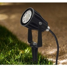 Mi-Light LED Prikspot 6w, RGB+CCT Wifi/RF, 420 Lumen, IP66, 230v, 2 Jaar Garantie