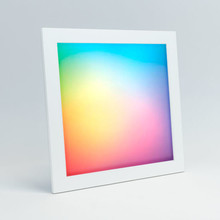 Led-Panel 30x30cm, 20w, RGB+CCT, 2 Jahre Garantie