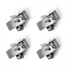 Eingelassene Befestigungsfedern für LED-Paneele (4 Clips)