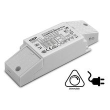 Triac Dimbare Kegu LED Driver , Dip-switch 700-900 Ma, Max: 28-36watt, Stekkerklaar, 3 Jaar Garantie