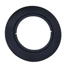Reduzierring Schwarz, Ø 75 - 120mm, geeignet für Flat Spot