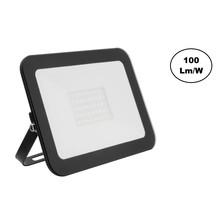 LED-Flutlicht Slim 30w, 3000 Lumen (100lm/w), IP65, 2 Jahre Garantie