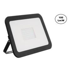 LED-Flutlicht Slim 50w, 5000 Lumen (100lm/w), IP65, 2 Jahre Garantie