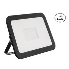 LED-Flutlicht Slim 100w, 10000 Lumen (100lm/w), IP65, 2 Jahre Garantie