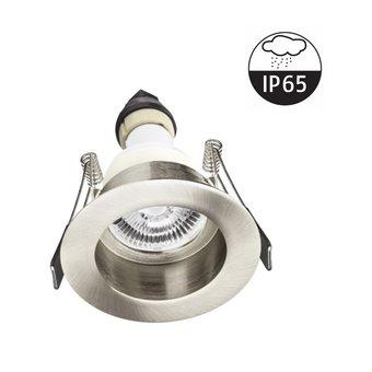 Led Spot Leuchte Vertieft Stahl Ip65 Inkl Gu10 Armatur Ledlampgrosshandel De