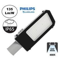 Led-Straßenleuchte 100w Philips LumiLeds, 13500 Lm (135lm/w), 4000K Neutralweiß, IP65, 2 Jahre Garantie
