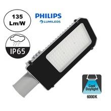 Led-Straßenleuchte 100w Philips LumiLeds, 13500 Lm (135lm/w), 6000K Tageslichtweiß, IP65, 2 Jahre Garantie