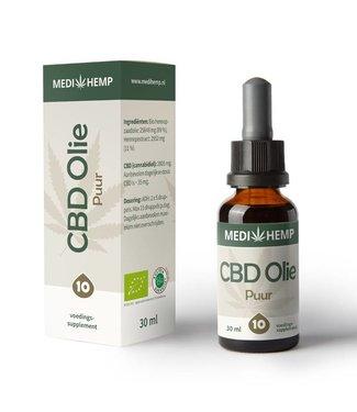 Medihemp Medihemp CBD Oil Pure 10% 30ml