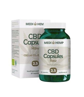 Medihemp Medihemp CBD Capsules 12,5mg