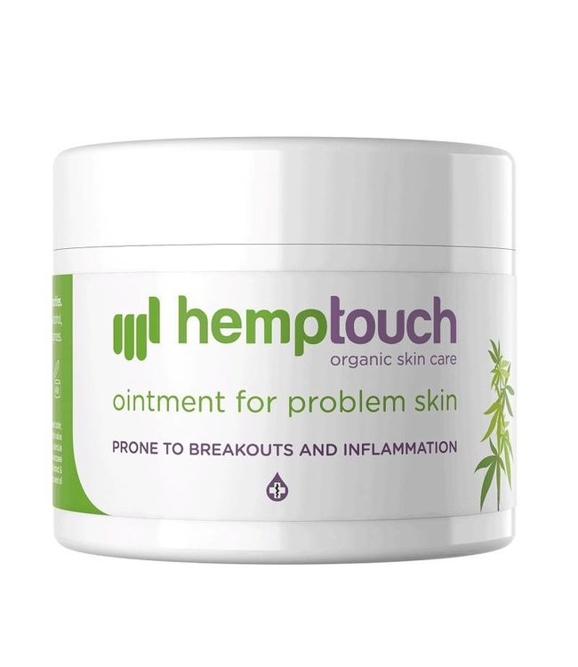 Hemptouch Hemptouch CBD Ointment for Problem skin 200mg 50ml