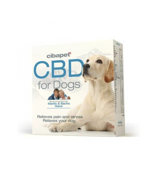 Cibapet Cibapet CBD Pastilles for dogs