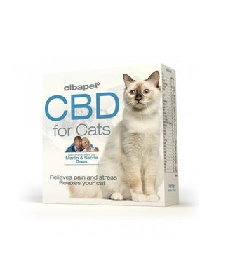 Cibapet Cibapet CBD Pastilles for cats