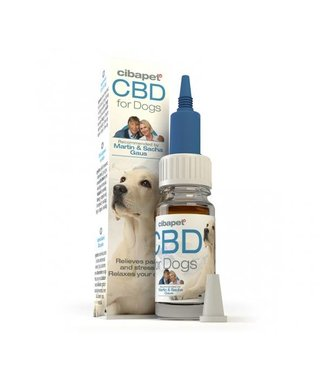 Cibapet Cibapet CBD Oil for dogs 4% 10ml