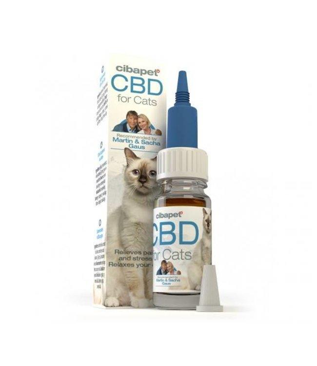 Cibapet Cibapet CBD Olie voor katten 4% 10ml