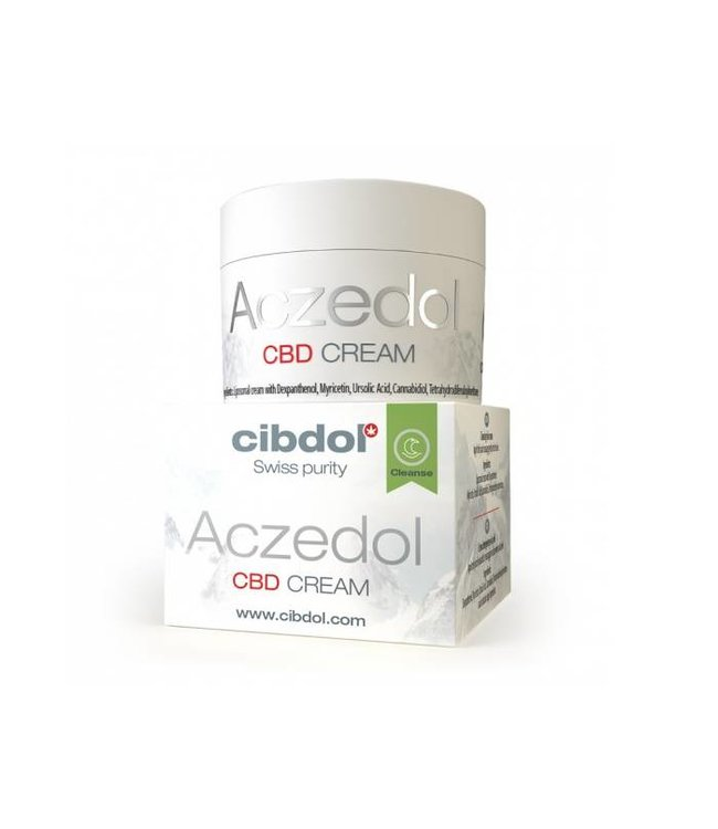 Cibdol Cibdol Aczedol CBD Cream 200mg 50ml