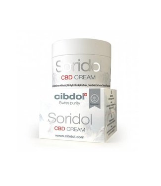 Cibdol Cibdol Soridol CBD Creme  300mg 50ml