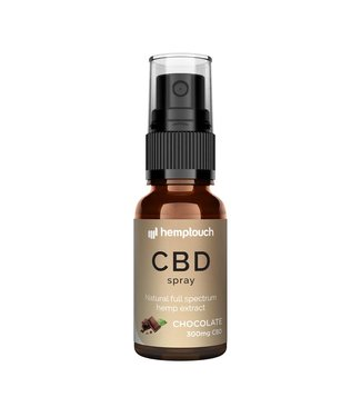 Hemptouch Hemptouch CBD Spray Chocola 1,5% 20ml